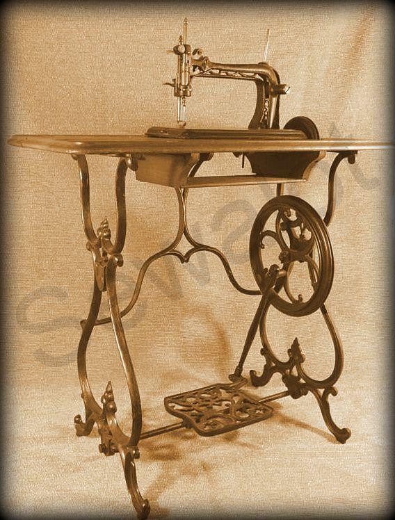 AMERICAN SEWING MACHINE SEWALOT Fascinating Sewing Machine Companies