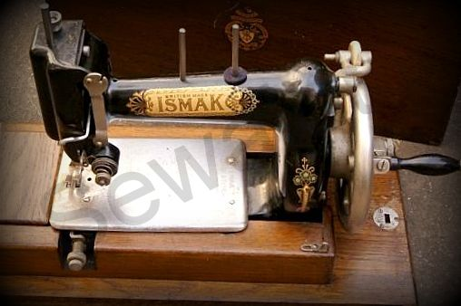 standard sewing machine company history