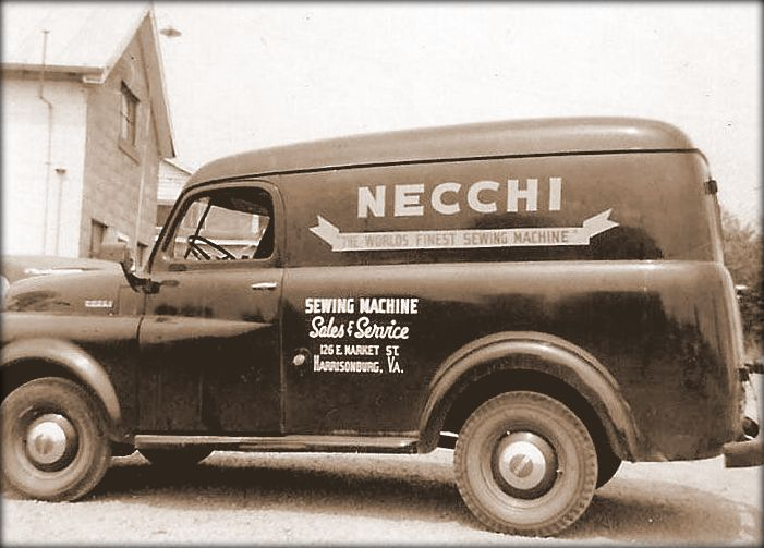 NECCHI SEWING MACHINE HISTORY EARLY SINGER MODEL 40 PRE WAR PAGE Simple Italian Sewing Machines