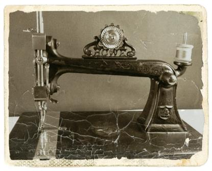 ELIAS HOWE INVENTOR OF THE SEWING MACHINE Magnificent How Was The First Sewing Machine Made