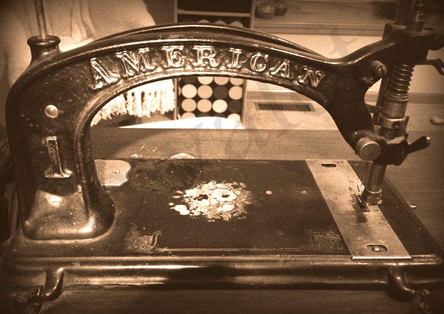 american sewing machine