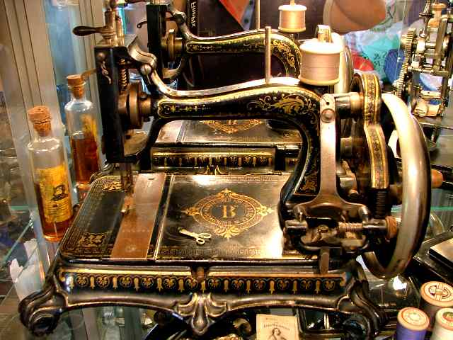 ATLAS SEWING MACHINE ATLAS SEWING MACHINE COMPANY ATLAS SEWING Classy Most Expensive Sewing Machine