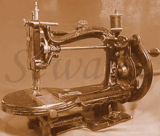 CHARLES RAYMOND RAYMOND SEWING MACHINE NEW ENGLAND SEWING MACHINES Enchanting American Sewing Machine Co St Charles Mo