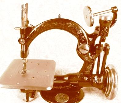 WILLCOX GIBBS WILLCOX GIBBS CHAIN STITCH SEWING MACHINE WG Fascinating Bogod Sewing Machine Parts