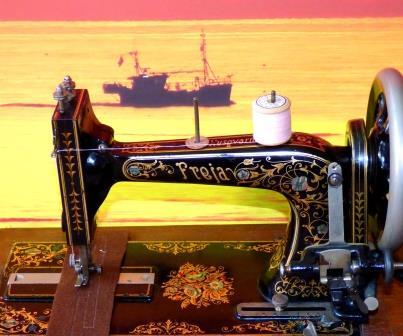 alex sewing machine
