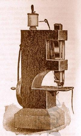 WILLCOX GIBBS WILLCOX GIBBS CHAIN STITCH SEWING MACHINE WG Best Bogod Sewing Machine Parts