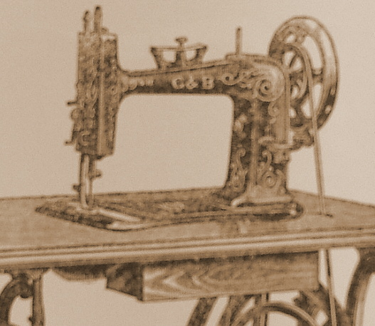 GROVER BAKER SEWING MACHINES SEWALOT Beauteous Arch Sewing Machine Company Philadelphia Pa