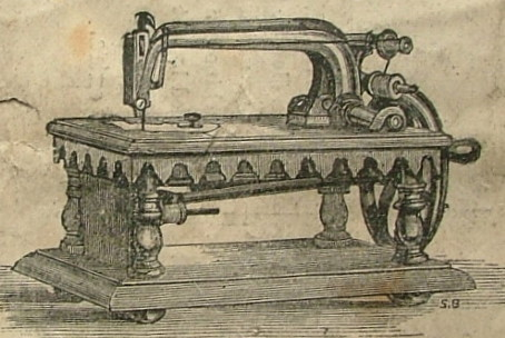 GROVER BAKER SEWING MACHINES SEWALOT Amazing Arch Sewing Machine Co Philadelphia Pa