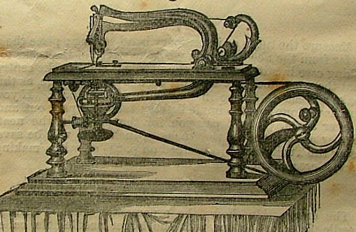 GROVER BAKER SEWING MACHINES SEWALOT Unique Arch Sewing Machine Co Philadelphia Pa