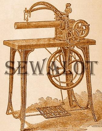 ELIAS HOWE INVENTOR OF THE SEWING MACHINE Interesting Inventor Sewing Machine