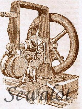 who invented the sewing machine in 1846