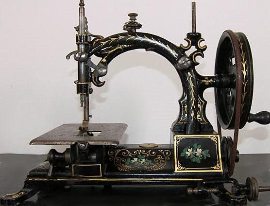 HURTU SEWING MACHINE SEWALOT Extraordinary Sewing Machine Photo