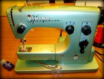 HUSQVARNA VIKING SEWING MACHINE HISTORY SEWALOT FREJA ALEX ASKAROFF Beauteous Vintage Viking Sewing Machine