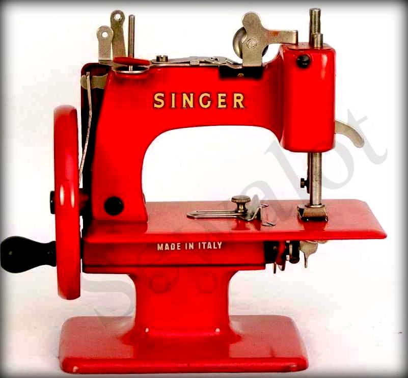 Singer Toy Sewing Machine Sewhandy Sewalot
