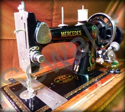 VESTA SEWING MACHINES SEWALOT Fascinating German Sewing Machines Brands