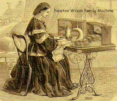 the origin and history of the sewing machine The origin of sewing machine day: there remains some mystery around the date for this day almost all documentation on the internet suggests that june 13th is the.