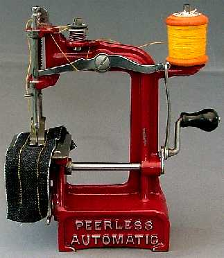 wanamaker sewing machine