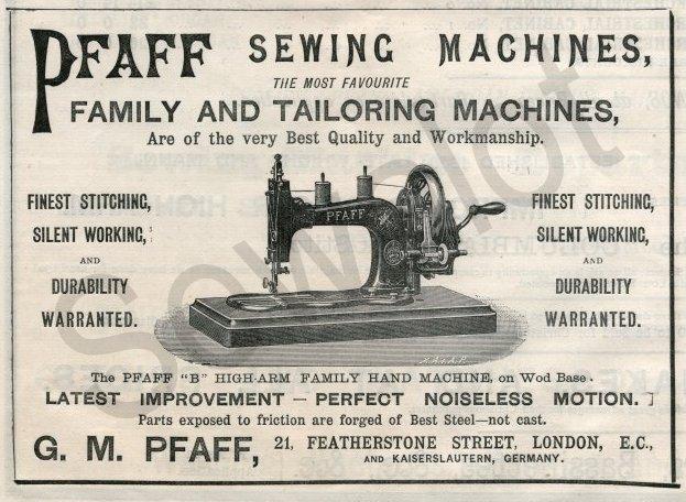 PFAFF SEWING MACHINES SEWALOT Stunning Pfaff Sewing Machines Parts