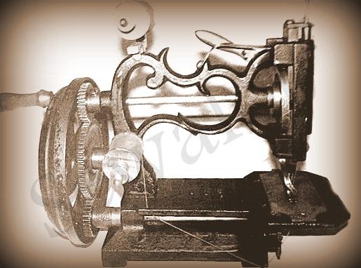 CHARLES RAYMOND RAYMOND SEWING MACHINE NEW ENGLAND SEWING MACHINES Cool American Sewing Machine Co St Charles Mo