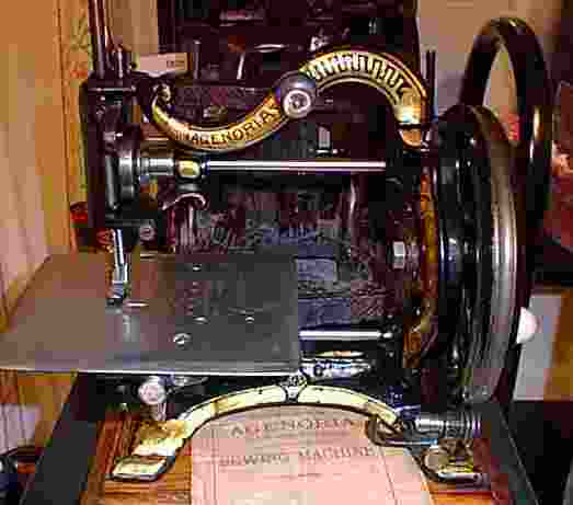 ANTIQUE SEWING MACHINESSEWALOT Enchanting Antique Sewing Machine Museum