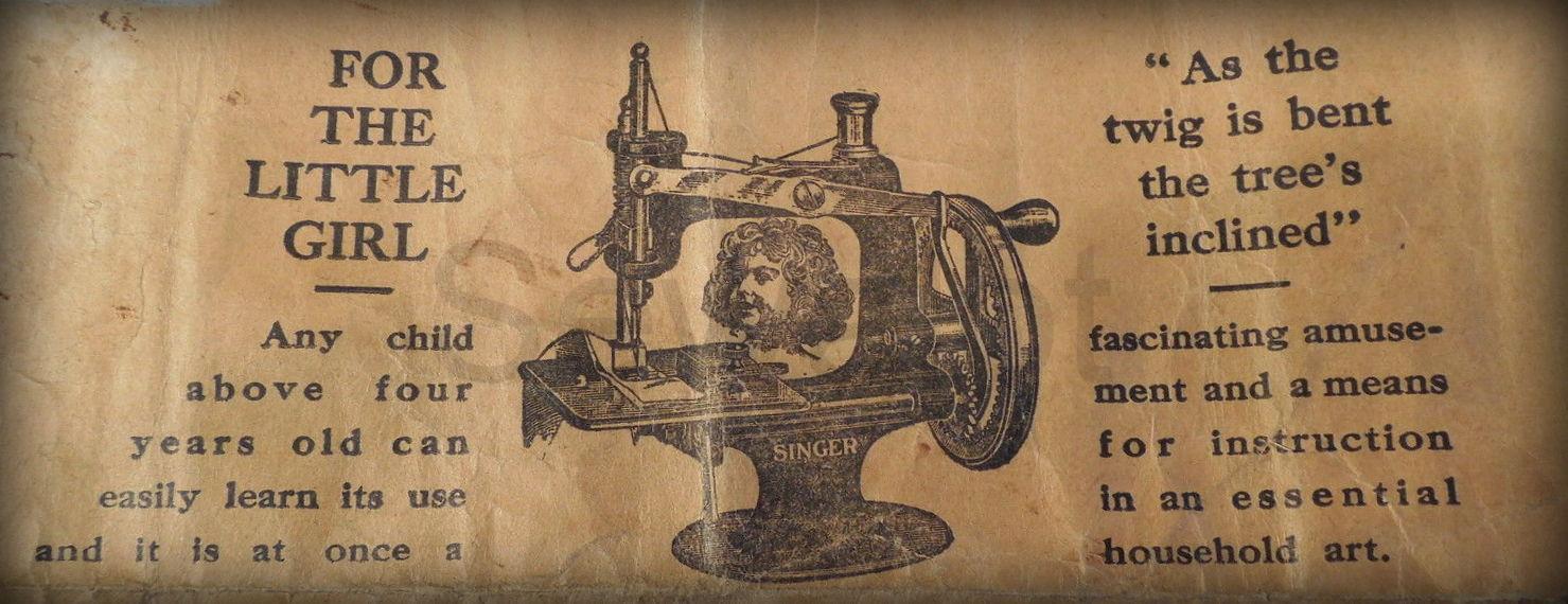 SINGER TOY SEWING MACHINE, SEWHANDY, SEWALOT