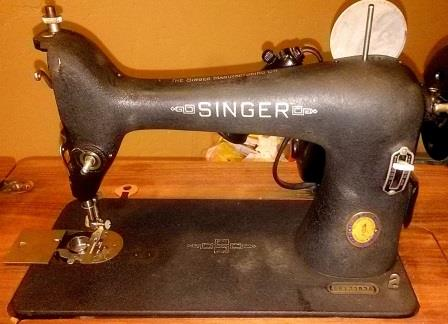 SINGER 40 SINGER 40 SINGER RED EYE SEWALOT Extraordinary Singer Electric Sewing Machine 66 18 Value