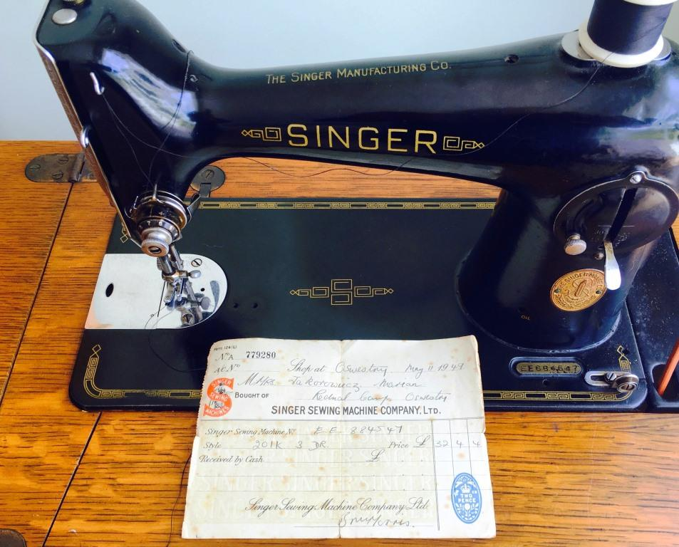 SINGER 40 SINGER 40K Awesome The Singer Manufacturing Co Sewing Machine Ebay
