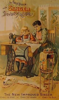 Vintage Sewing Ads 28