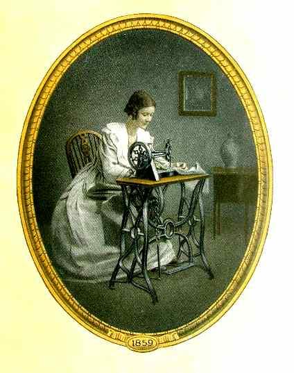 singer sewing machine model history