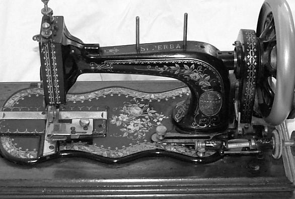 WERTHEIM SUPERBA SEWING MACHINE SEWALOT Extraordinary American Sewing Machine Co St Charles Mo