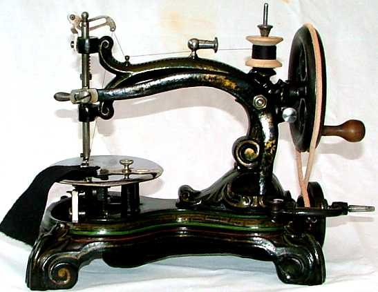 WILLIAM TAYLOR SEWING MACHINE SEWALOT Beauteous Sewing Machines Com