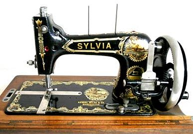 Vesta Sewing Machines Sewalot