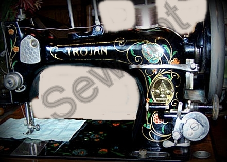 VESTA SEWING MACHINES SEWALOT Adorable Sewing Machine Companies