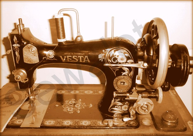 VESTA SEWING MACHINES SEWALOT Extraordinary German Sewing Machines Brands