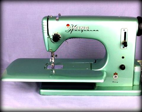 HUSQVARNA VIKING SEWING MACHINE HISTORY SEWALOT FREJA ALEX ASKAROFF Awesome Vintage Viking Sewing Machine