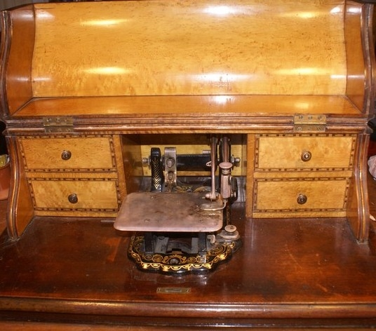 Dating wheeler and wilson sewing machines — pic 9