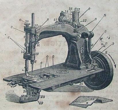 wheeler sewing machine company