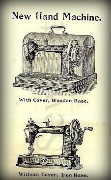wheeler wilson sewing machine value